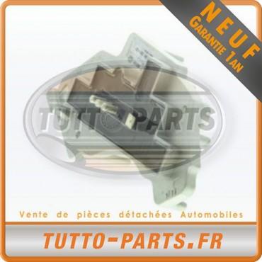 Resistance Ventilation Mercedes E W210