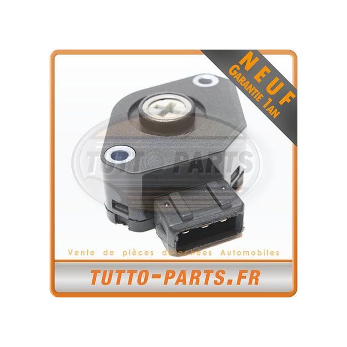 Potentiometre Capteur Papillon Audi A6 80 100