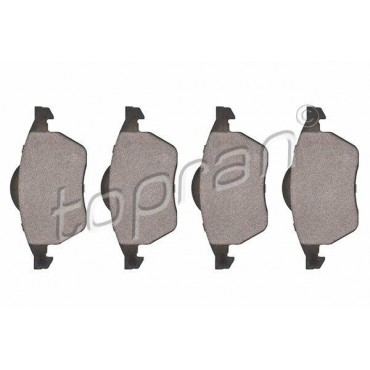 kit de plaquettes de frein avant A3 TT Ibiza Toledo Octavia VW Beetle 8N0698151