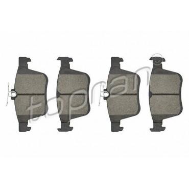 kit de plaquettes de frein arrière Audi A3 TT Q2 Ateca Golf Touran 5Q0698451N