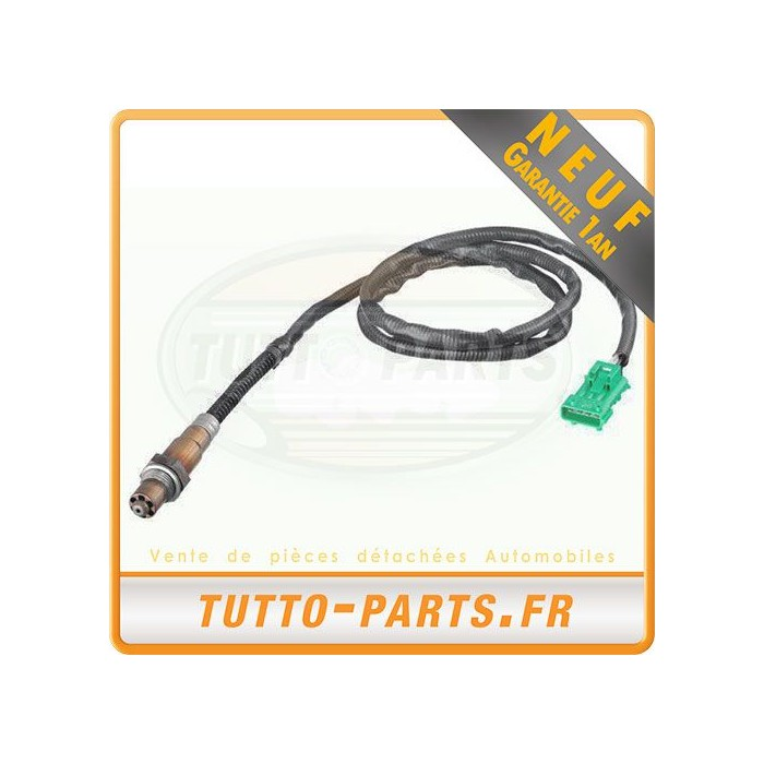 Sonde Lambda Citroen Peugeot 0258006027