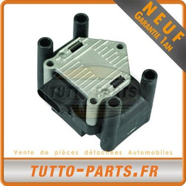 Bobine d'allumage Volkswagen Lupo New Beetle Ford Seat Skoda Audi A3 A4