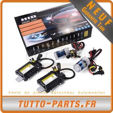 Kit Xenon HID H1 6000K 35W