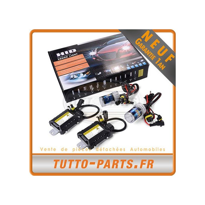 Kit Xenon HID H11 6000K 35W