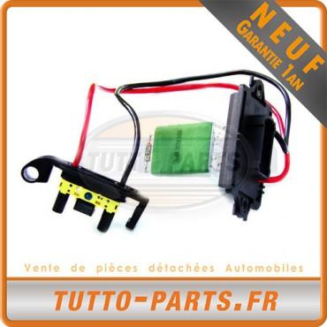 Resistance Chauffage 7701207717