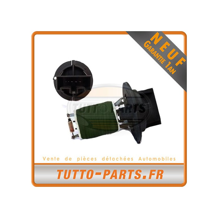 Resistance Ventilation Chauffage 206 307