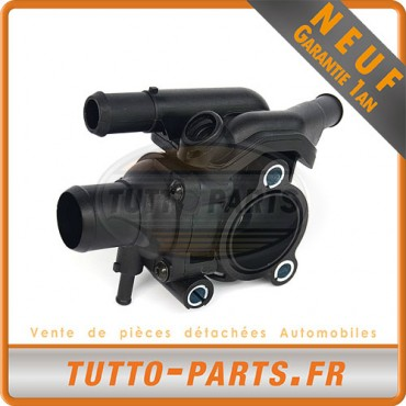 Boitier Thermostat d'eau Ford Maverick Tourneo Transit Focus