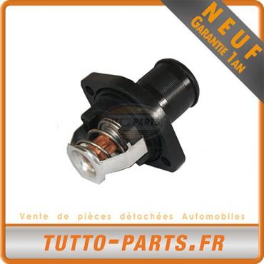Thermostat d'Eau Peugeot 206 207 306 307 806 1007 Citroen C3 C4 C8 Fiat