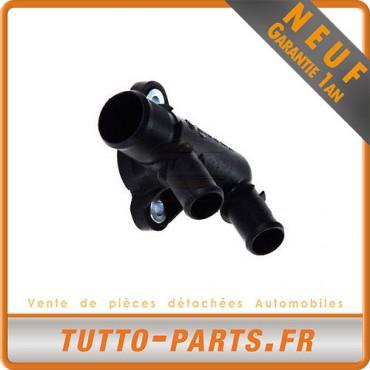 Bride Liquide Refroidissement Citroen Evasion Xantia ZX Peugeot 205 306 309 405 406 806 Fiat Ulysse