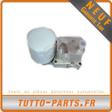 Radiateur Refroidisseur D'Huile + Filtre Ford Fiesta Focus Transit