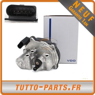 Actionneur Volet Papillon Audi A4 A5 A6 A8 Q5 Q7 VW Touareg Phaeton - 5 Broches