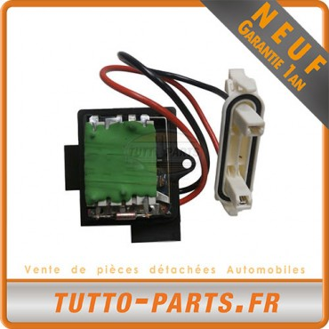 Resistance Chauffage Renault Clio II Campus Kangoo