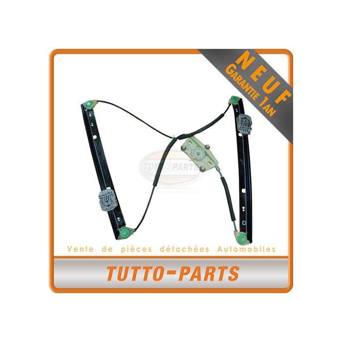 Mécanisme Lève Vitre Avant Gauche Audi Q7 - 4L0837461A