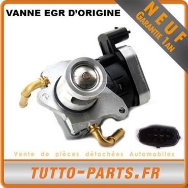 Vanne EGR Opel Zafira 2.0 2.2 DTi