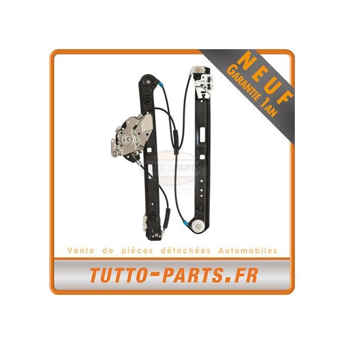 Mécanisme Lève Vitre Conducteur BMW E46