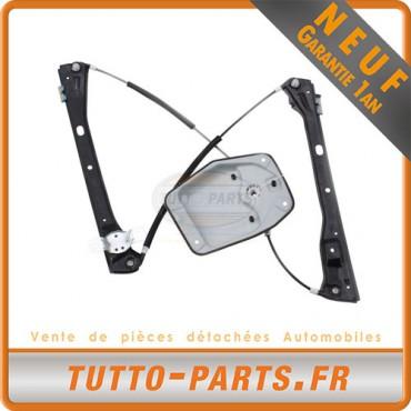 Mécanisme Lève Vitre Avant Gauche Golf 5 Jetta 3 Passat B6