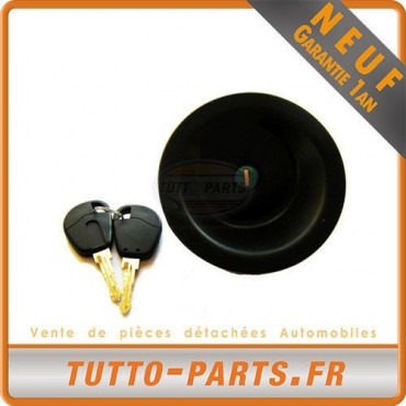 Bouchon Reservoir Carburant + 2 Clés Citroen Berlingo Peugeot Partner 1508J5