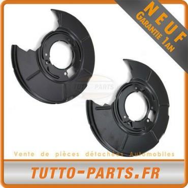 2 Protections Disque De Frein Arrière Gauche + Droit BMW E36 E46 E85 34211158991