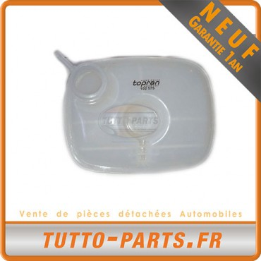 Vase d'Expansion d'Eau Golf Jetta 171121407C 171121407E