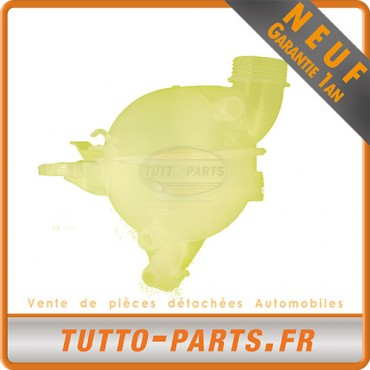 Vase d'Expansion d'Eau Citroën C2 C3 DS3