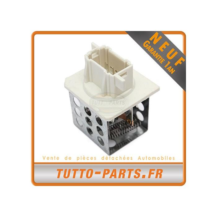 Resistance Chauffage Ventilation Peugeot 206 - 6450NX