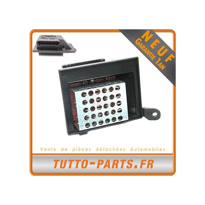 Resistance Chauffage Ventilation Mercedes Viano Vito A0018358706