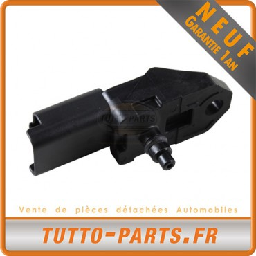Capteur Pression Citroen Peugeot HDI Ford Fiat Volvo