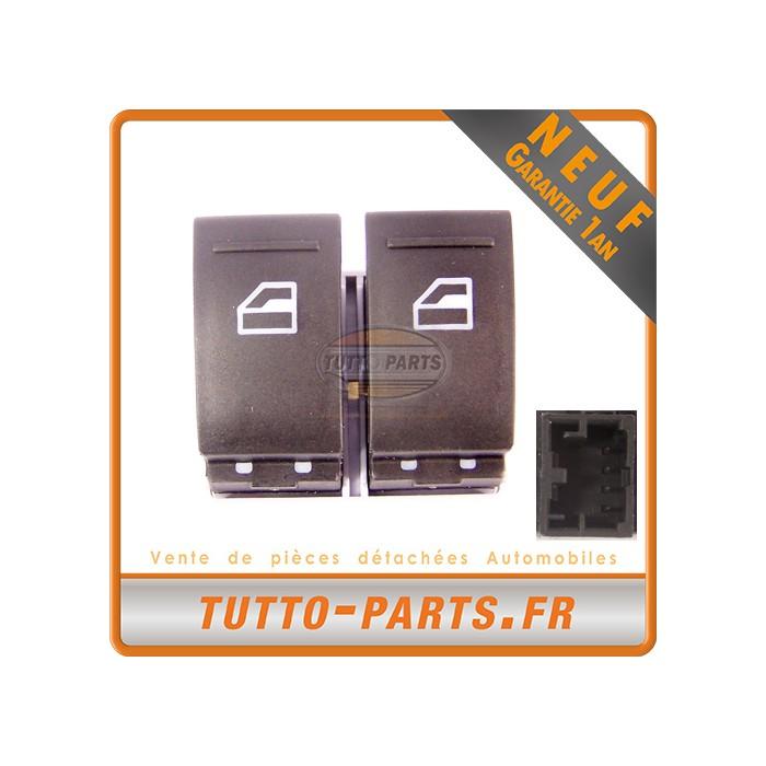 Bouton Lève Vitre Transporter V Multivan V - 7E0959855A 7E0959855B