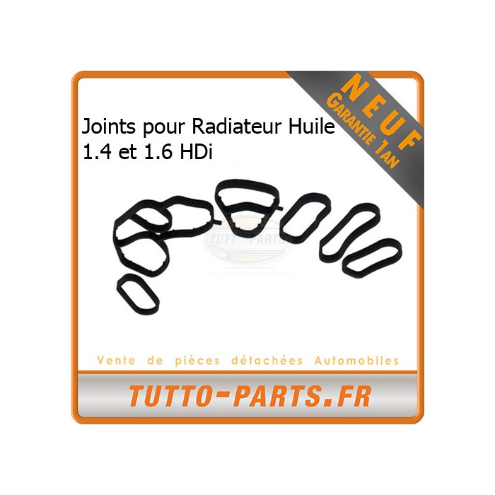 Joint Radiateur D'Huile Citroen C1 C2 C3 C4 Ford Peugeot Mazda