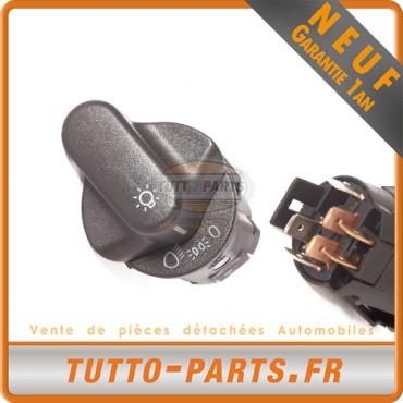 Bouton Interrupteur de Phare Opel Corsa A Frontera