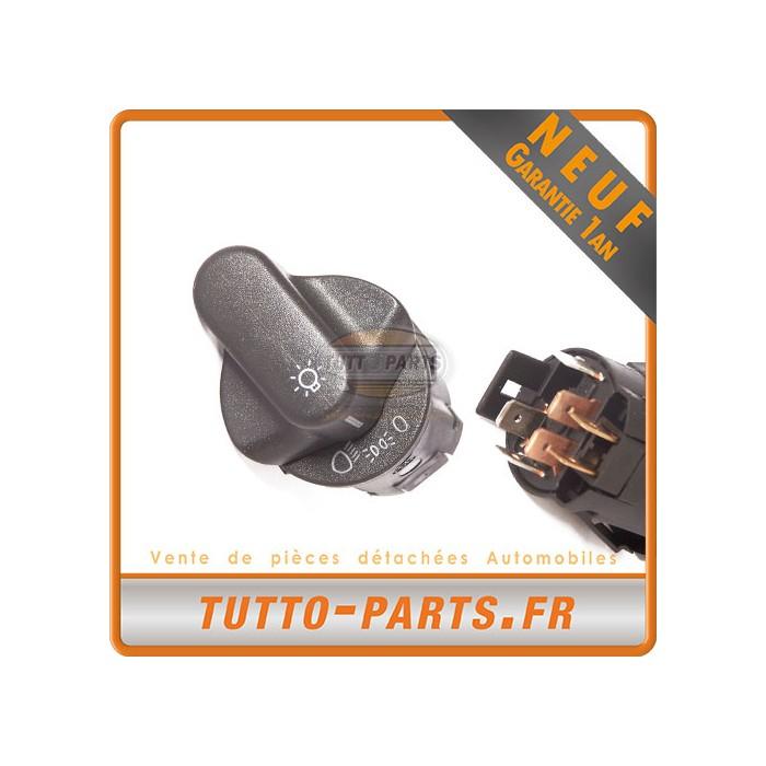 Bouton Interrupteur de Phare Opel Corsa A Frontera 1240501