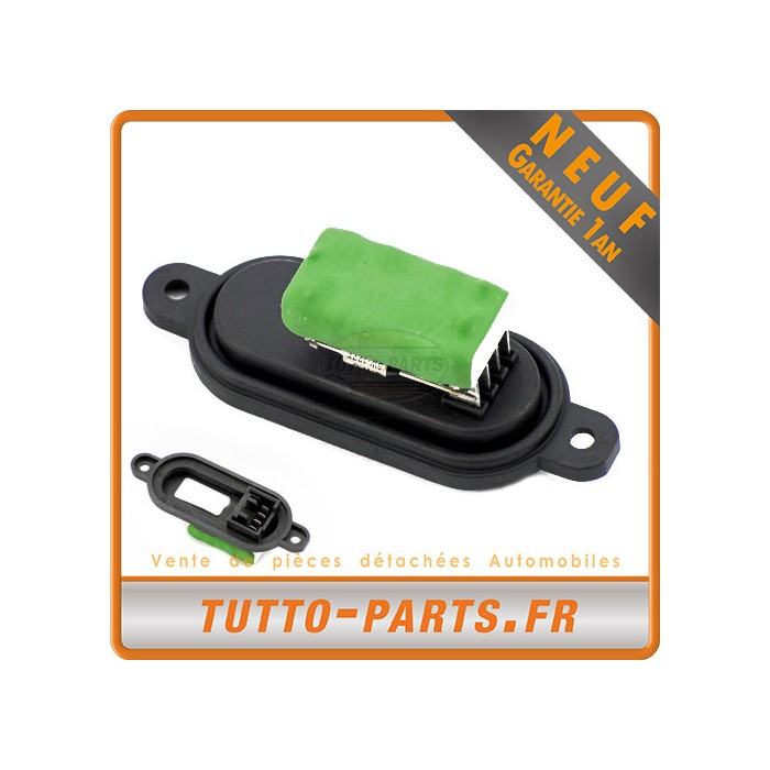 Resistance Chauffage Ventilation Citroen Jumper Fiat Ducato Boxer