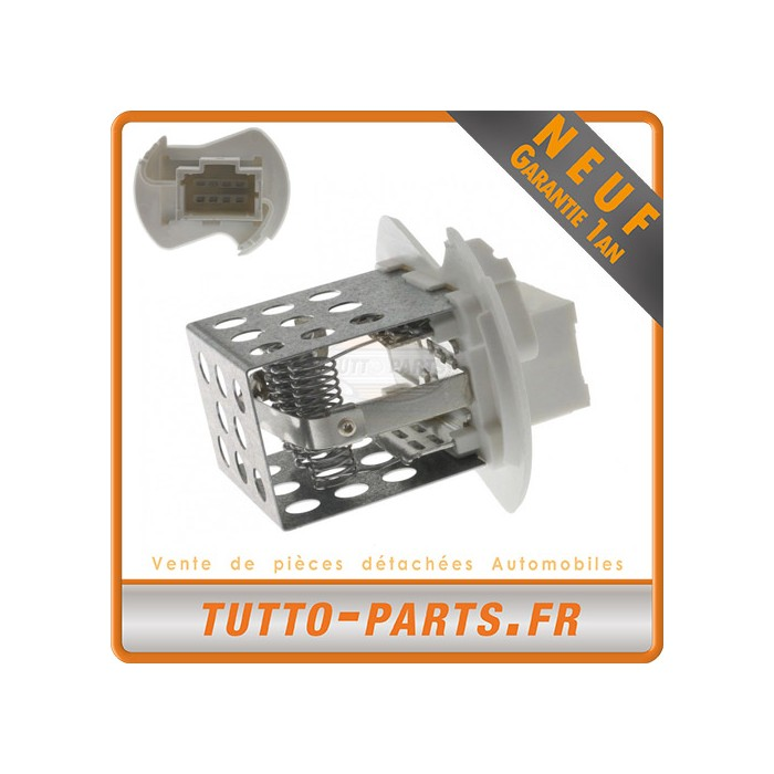 Resistance Chauffage Nissan Interstar Opel Movano Renault Master II