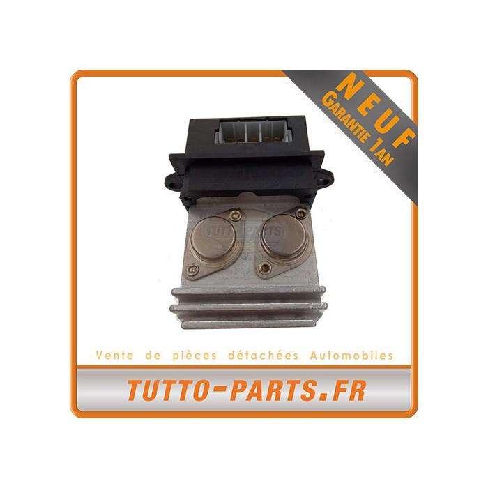 Resistance Chauffage Ventilation Renault Master II R19 R21