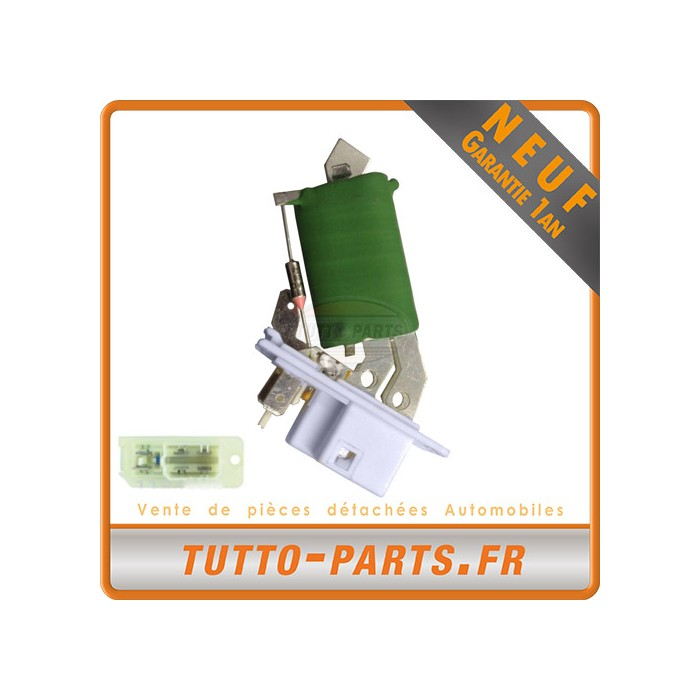 Resistance Chauffage Ventilation Opel Astra 1845786 90421995