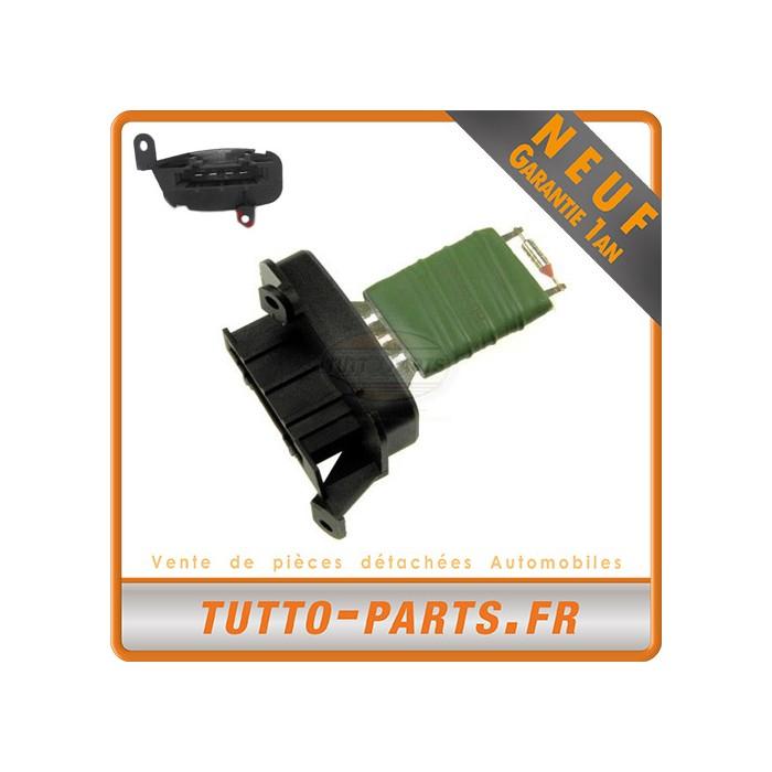 Resistance Chauffage Ventilation Mercedes Vito A0018212560