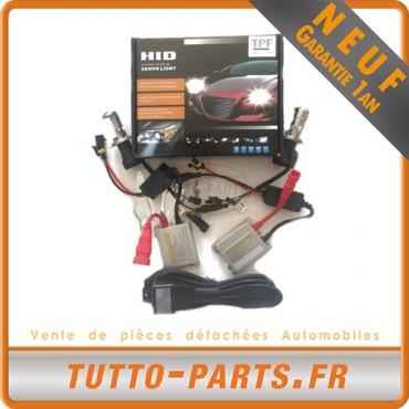 Kit Bi-Xenon H4 6000K 35W
