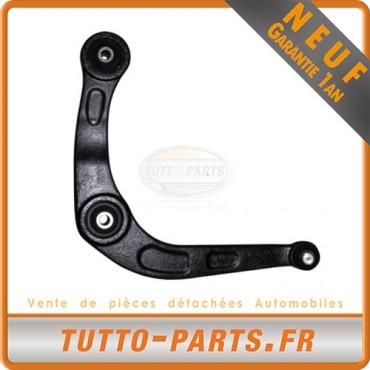 Bras de Suspension Avant Gauche Peugeot 206