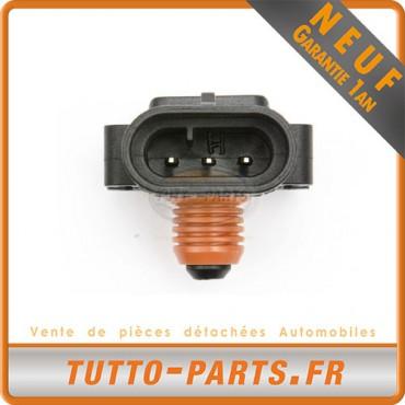 Capteur Pression du Tuyau d'Admission Volvo S40 V40 30889795