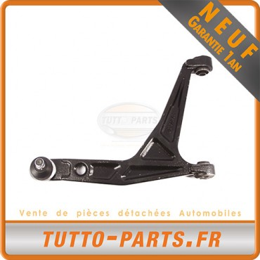 Triangle de Suspension Avant Droit Peugeot 205 Citroën Visa