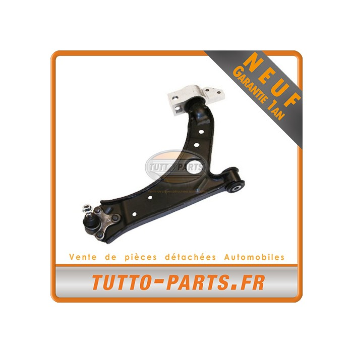 Bras de Suspension Avant Droit Golf 5 6 Jetta Caddy Audi A3 Seat