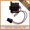 Résistance Chauffage Ventilation Clio 2 - 7701045553