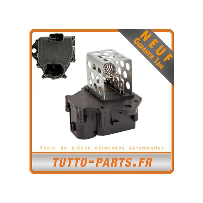 Résistance Chauffage Ventilateur C1 C4 Xsara Picasso Berlingo 107 206 307