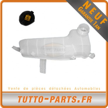 Vase du Liquide de Refroidissement Renault Clio I II Kangoo