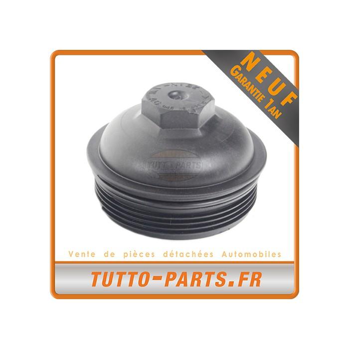 Couvercle Boitier Filtre 224 Huile Vw Golf Passat Sharan Eos 045115433c