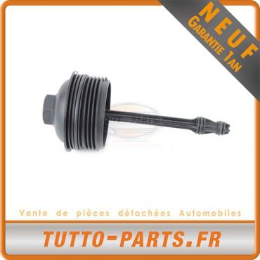 Couvercle Boitier Filtre à Huile Audi A3 A4 A5 A6 Seat Skoda VW - 1.6 2.0 TDi