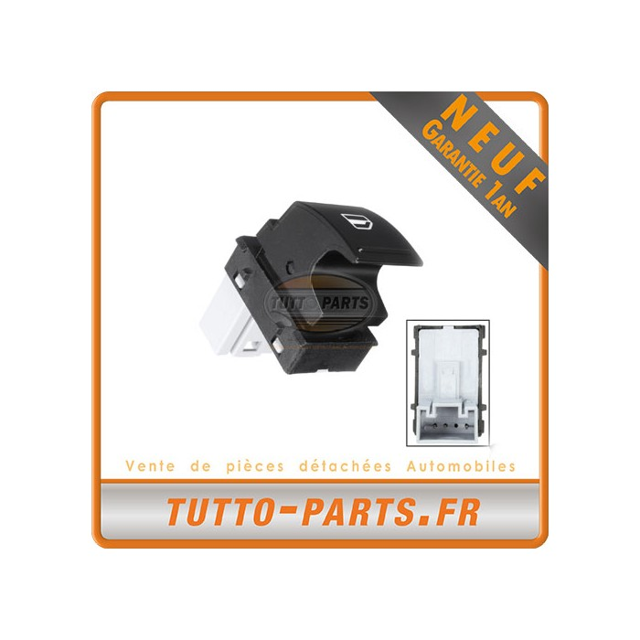 Bouton Lève Vitre Skoda Fabia Roomster Superb 5J0959855