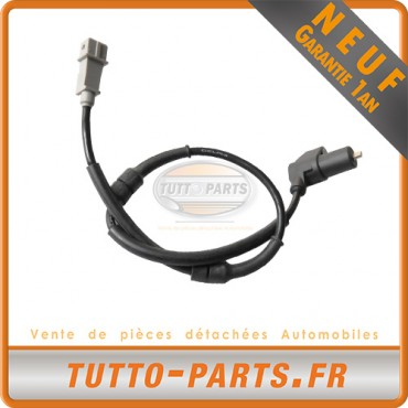Capteur ABS Avant Gauche Peugeot 306