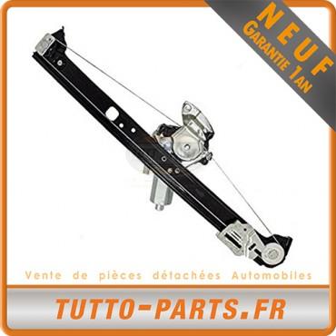 Mécanisme Lève Vitre Avec Moteur Arrière Gauche BMW X5 E53