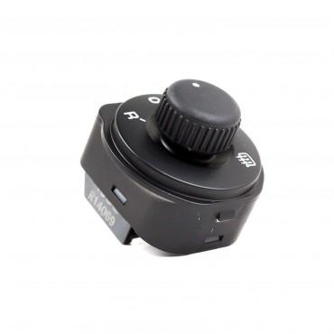 bouton réglage rétro gauche Fabia II/III Rapid Roomster 5J1959565 5JB959565REH